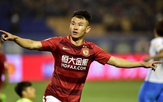 足球——中超:廣州恆大淘寶勝天津億利