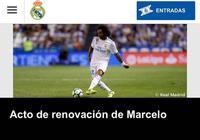 官方:皇馬宣佈續約馬塞洛至2022年