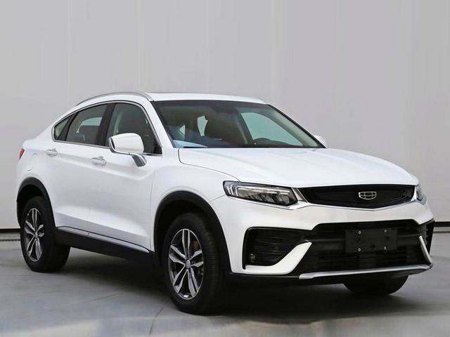 """2019年最拉風的""""轎跑SUV""""都在這,價格大多15萬左右!"""