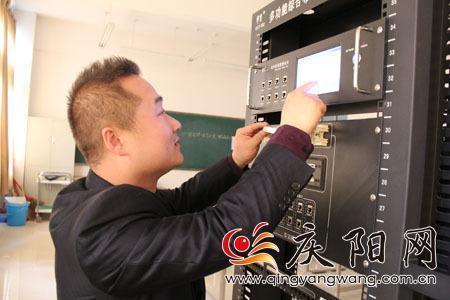 郭濤:互聯網教學的辛勤耕耘者