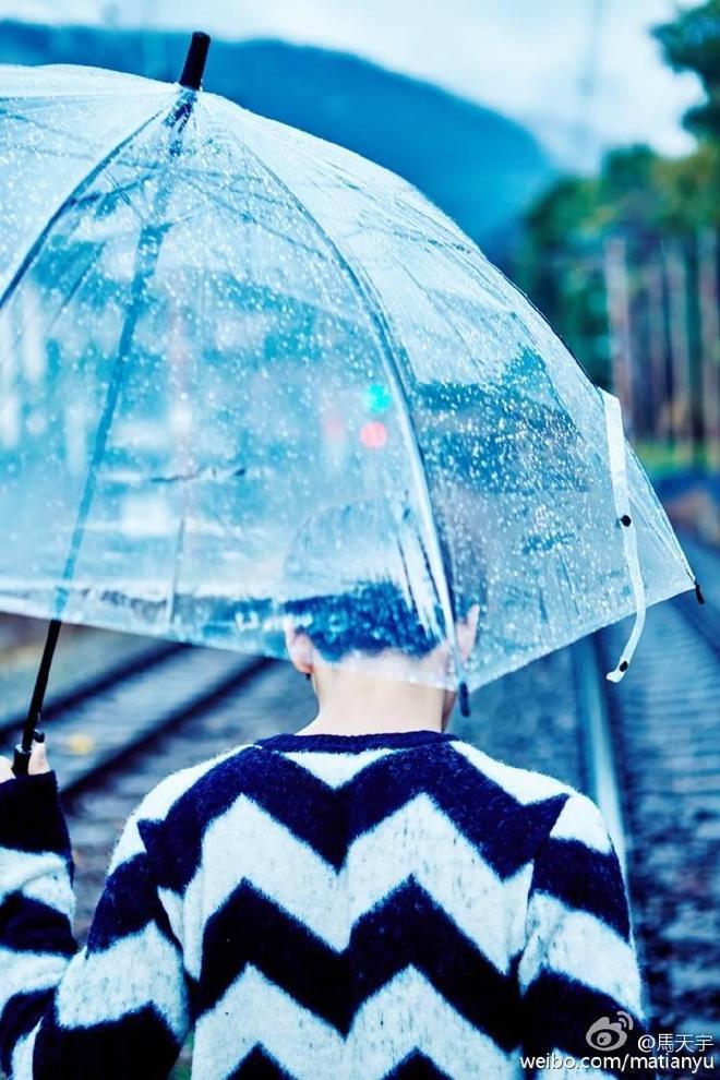 雨中的精靈——馬天宇