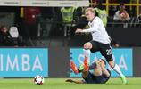 足球——友誼賽:德國勝英格蘭