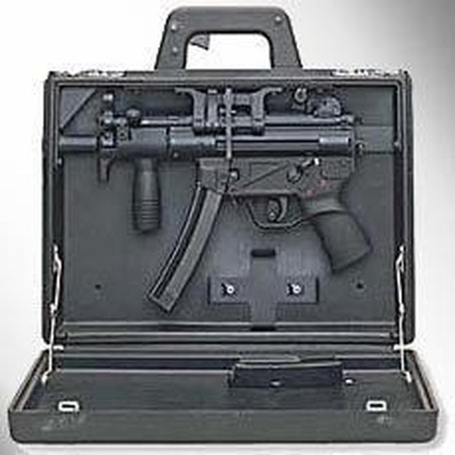 歷史上各國間諜用槍,鑰匙都能改造成手槍,第四個你絕對沒見過