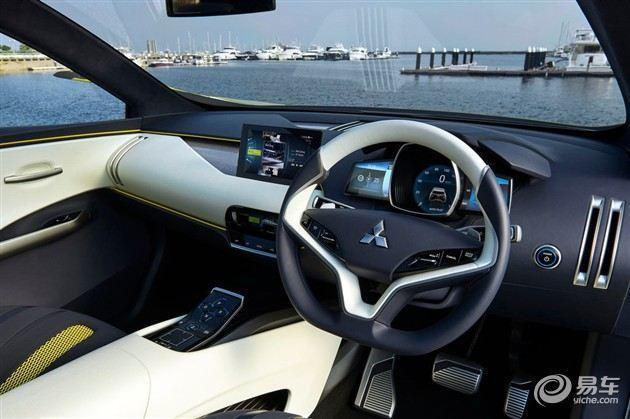 三菱上海車展陣容公佈 GT-PHEV概念車/eX概念車