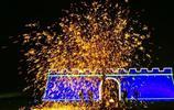焦作北朱村迎春文化節:千年鐵花相遇百年古村