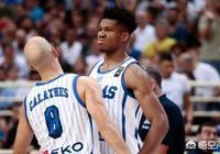 希臘男籃83-63意大利,字母哥18+8,三場熱身賽希臘贏了74分,你怎麼看?