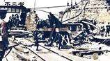 直擊皇姑屯事件中的真實老照片,張作霖被炸身亡,看看現場多慘烈