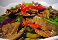 美食推薦:涼拌茄子,蔥爆蝦仁,青椒肉絲炒麵的做法