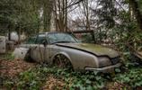 世界各地被廢棄的汽車(攝影:肯尼斯from比利時)