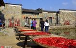 江西金溪最美古鎮古村吸引眾多遊客