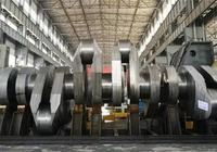 """被譽為""""巨輪之芯""""重達460噸,國產曲軸有多強:總長23米,"""