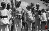 1944年紅色延安革命根據地軍民影像