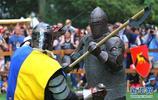 布魯塞爾舉辦中世紀節