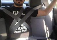 你這樣系安全帶,讓司機怎麼安心開車