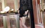 霍建華妻子林心如,身高167cm,42歲身材如花季少女,美腿性感!