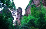 旅途中的風景:靈巖景區形態萬千,無不令人叫絕
