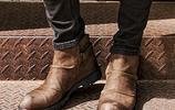 今冬巨火的復古馬丁靴,潮流百搭,經久耐穿,輕鬆打造型男本色