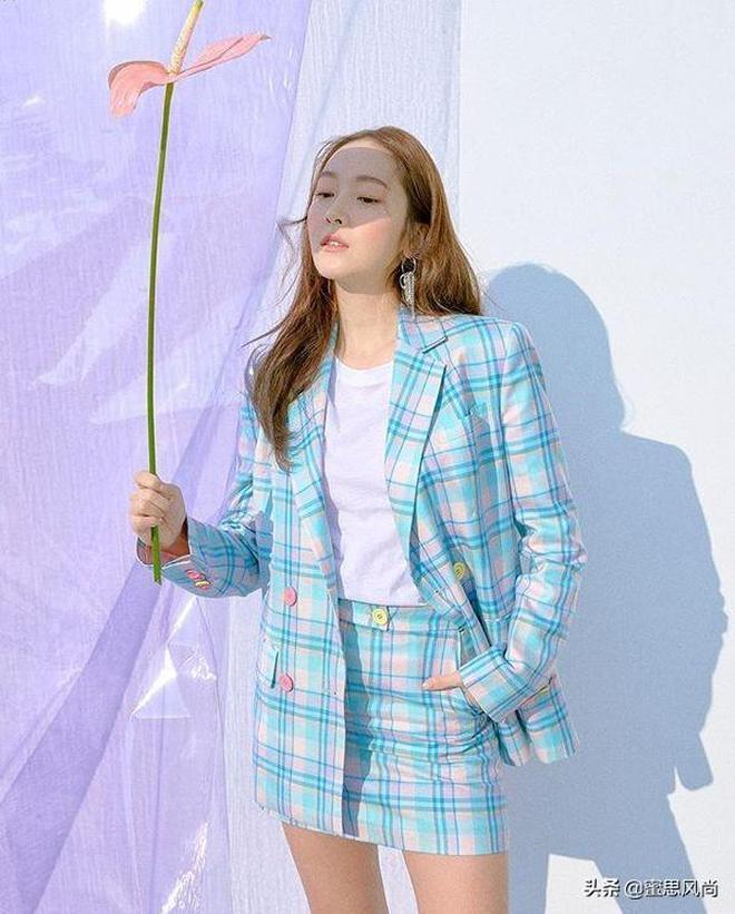 鄭秀妍最新私服造型合輯,可鹽可甜可帥氣,有顏值穿什麼都好看