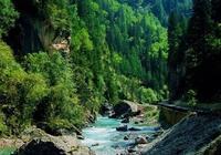 白龍江,我心中的河