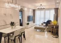 朋友家101平米婚房終於完工了,真的好漂亮,全部花了26萬值嗎?