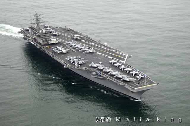 尼米茲號航空母艦
