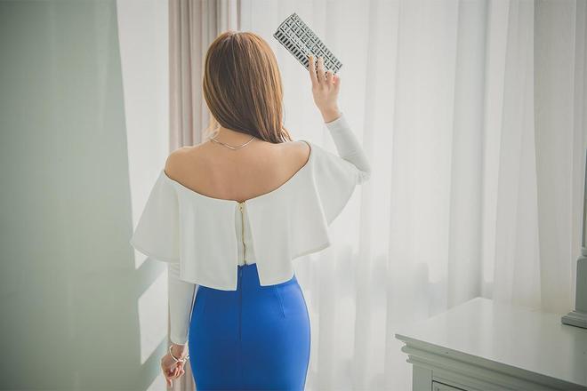 美圖攝影 2500p超清手機壁紙 時尚套裝 合理搭配 絕對迷人