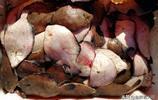 海鮮即將進入冰凍模式 鮮活海鮮成大集上稀罕美食 活八帶30元一斤