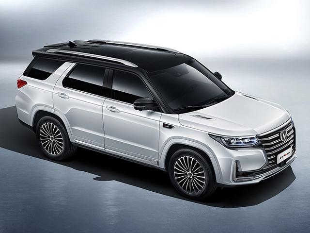 15萬買大七座SUV,尺寸比漢蘭達還大,二季度上市