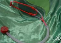 3D打印幫助加沙醫生獲取低成本3D打印聽診器