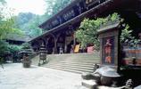 青城山的景色