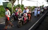 巴厘島的加隆安節