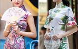 於曼麗在偽裝者旗袍已經很美了,直到看到這部劇網友不淡定了