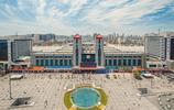 中國有一座火車站,能夠通往各省的省會,便捷了人們的出行