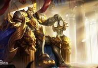 《王者榮耀》中的亞瑟與《英雄聯盟》中的蓋倫,其實就是一模一樣