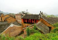 廣西富川深坡古村,遺屍20萬的秦朝瀟賀古道從這裡穿過