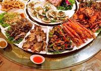 海鮮宴!十六道菜,全是海鮮!