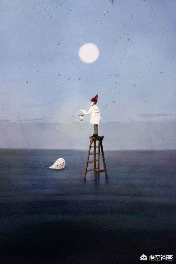 無人與我立黃昏,無人問我粥可溫,你讀過最孤獨的詩詞是什麼?