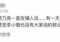 賈乃亮又被嘲炒作了,李小璐送給他的好感濾鏡還能揮霍多久?