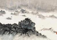 少見的徐悲鴻山水畫作品