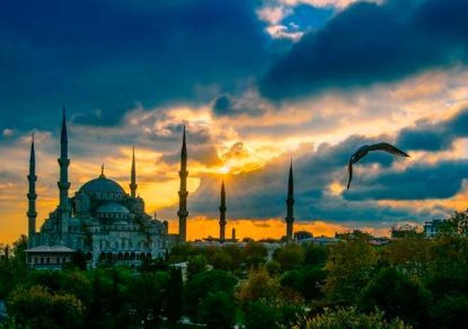 土耳其追逐星月的光-土耳其