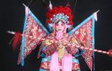 攝影圖集:戲曲裝扮穆桂英,巾幗英雄的典型形象