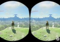 VR《塞爾達傳說》好像不太行?