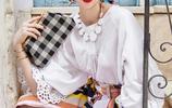 熱豔古巴雜誌時尚大片 超模阿娜依斯·波略特演繹熱帶風情