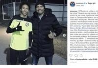 傳承!星二代阿莫魯索與烏迪內斯簽訂合同