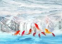 鯉魚躍龍門