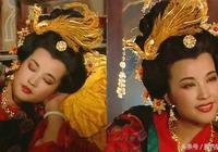 劉曉慶版的《武則天》裡的化妝師技術太牛了,這才是真古裝美人!