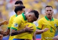 美洲盃 巴西vs巴拉圭