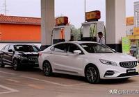 一箱油續航1200公里 最美中國車—吉利博瑞GE,空間大油耗低