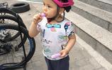 騎行趣聞:最萌騎行寶貝