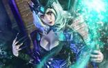 英雄聯盟:詭術妖姬cosplay,美的不可方物